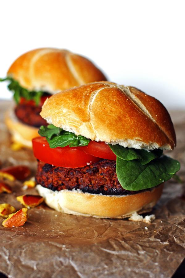 Barbecue Ranch Hamburgers